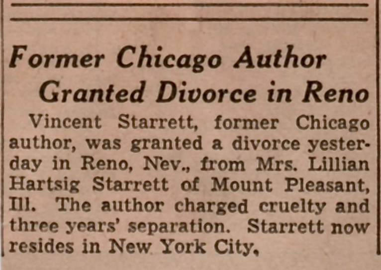 From page 12 of  The Chicago Tribune  for March 23, 1940.