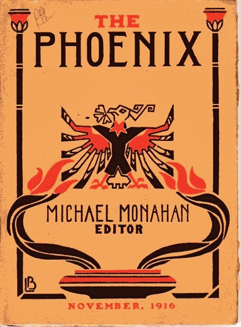 The Phoenix, where some of Starrett's earliest poetry was published.