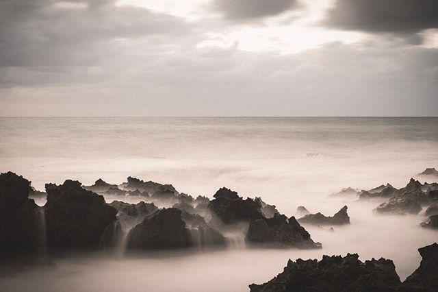 Watch you step . . #nikon #rocks #reef #slowshutter #photography #d800 #ocean #hawaii #northshore #longexposure