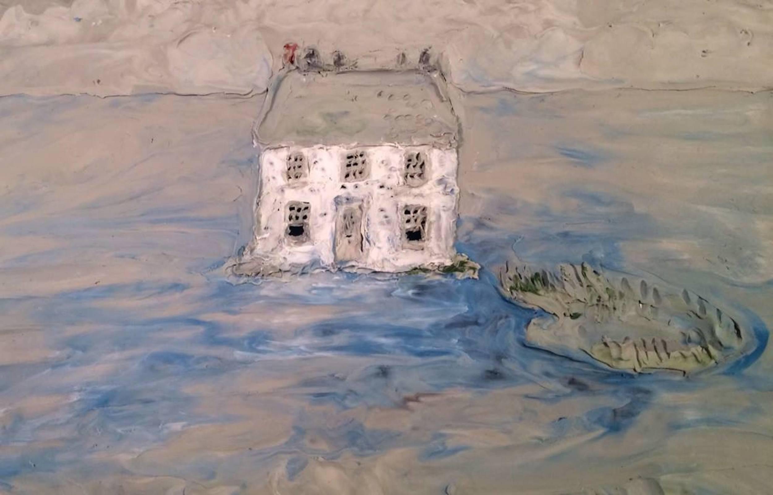 holland island house clay on glass.jpg