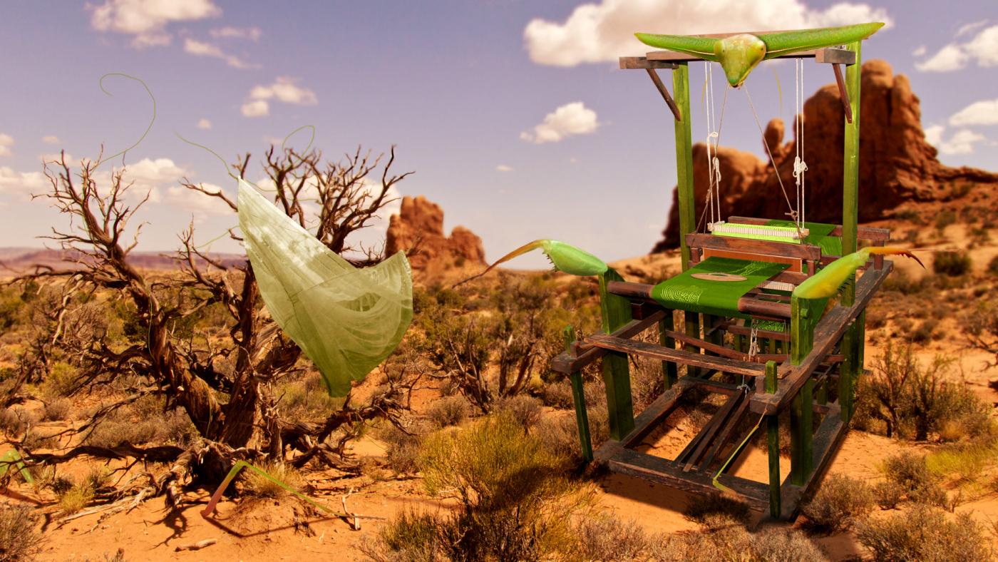 Katie Lively, Photoshop Surrealist Collage