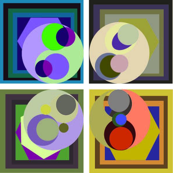 Afua Kyeremeh, Tile Designs, Illustrator