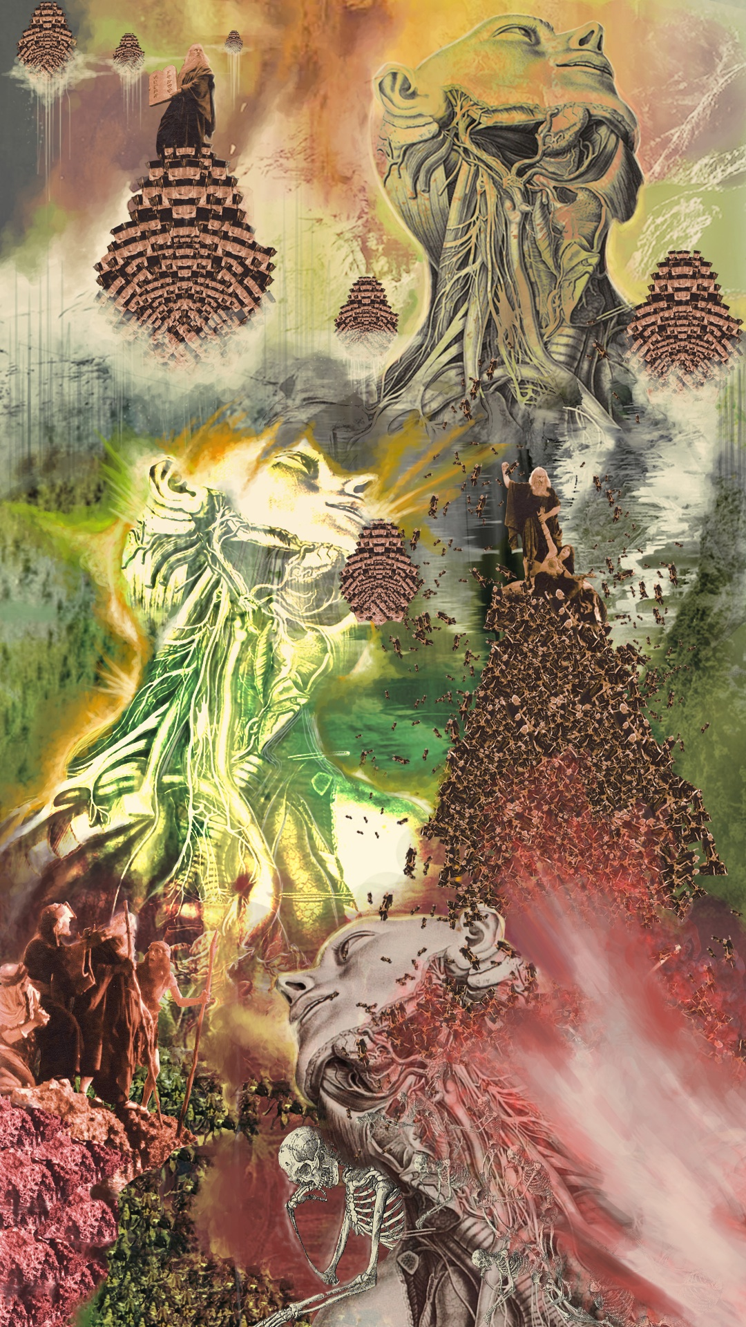 Rodrigo Alonzo: Digital Collage