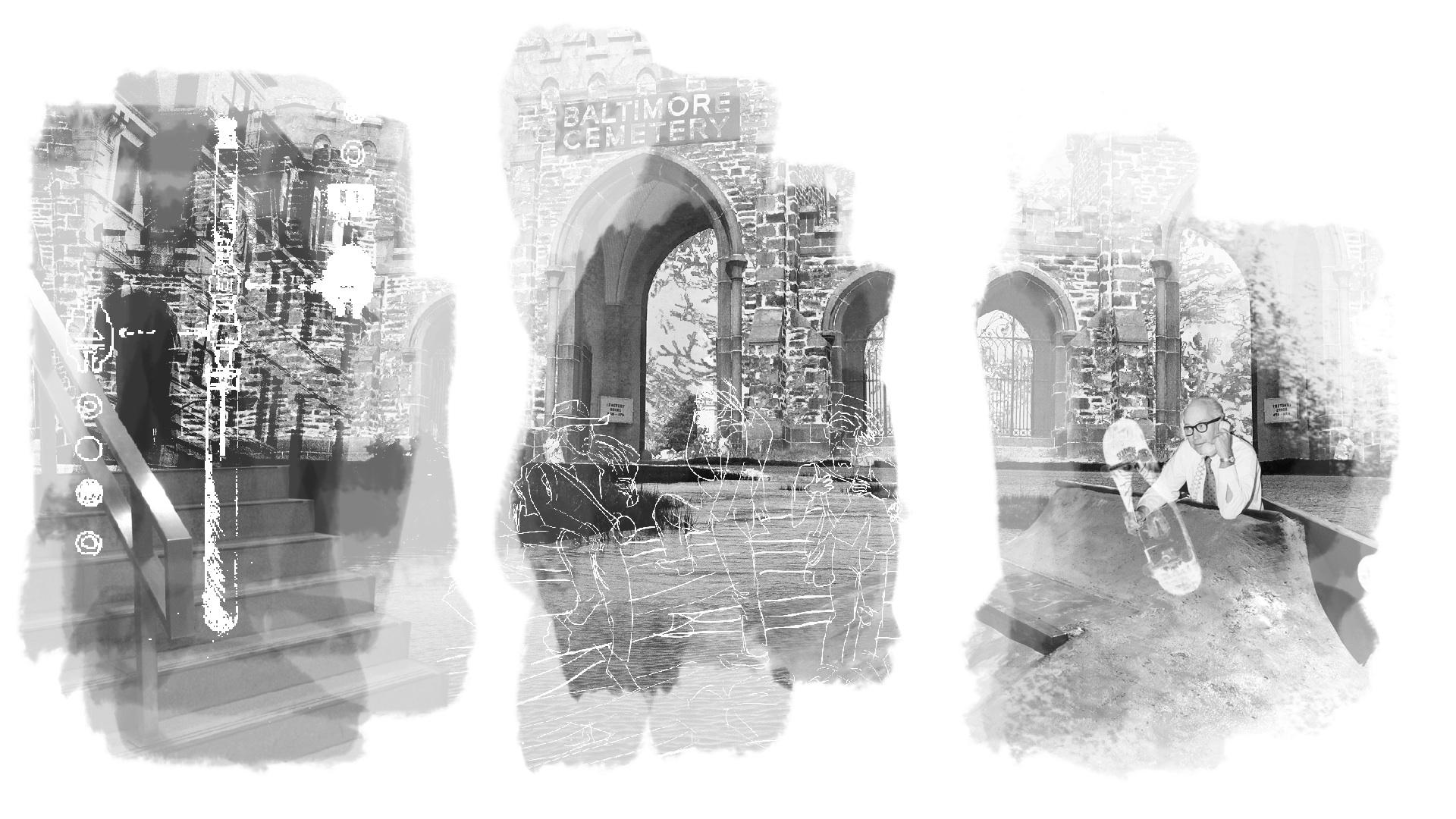 David Meyer, Triptych