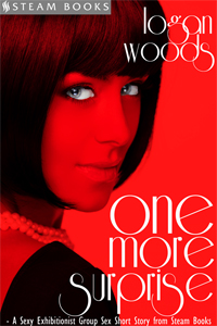 One More Surprise     Only 99 cents!    Available now!  Amazon ,  Barnes & Noble ,  All-Romance ,  Kobo ,  iTunes ,  Google-Play