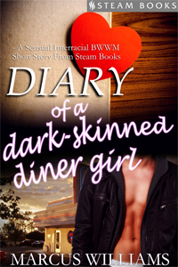 Diary of a Dark -Skinned Diner Girl   by Marcus Williams
