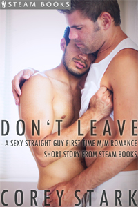 Don't Leave   by Corey Stark   99 cents!