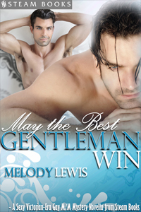 May the Best Gentleman Win   by Melody Lewis