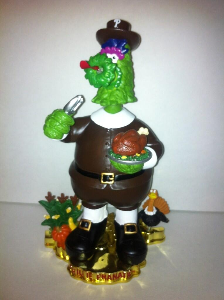 November Phanatic of the Month Bobble Head (via @DrBobblesWorld)