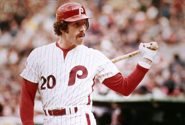 Phillies Hall of Famer, Mike Schmidt