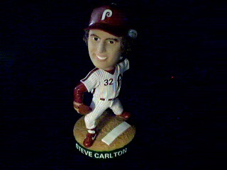 Steve Carlton Bobble Head - unsigned variation