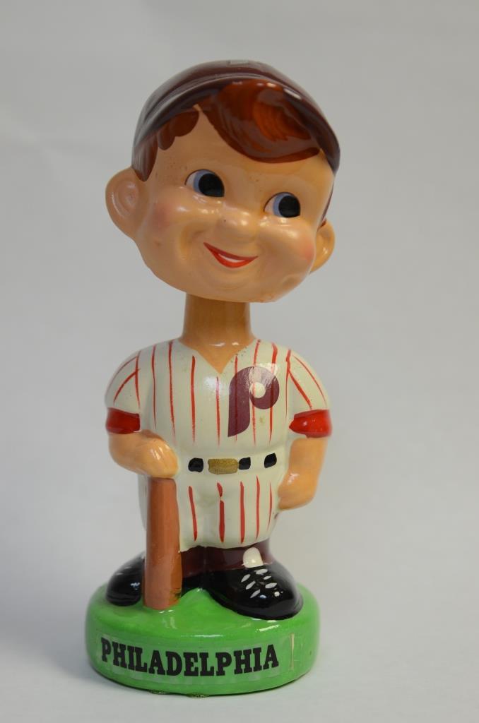 1970s-era bobble head