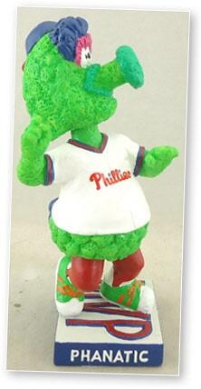 2014 Phanatic MVP Club Bobble Head