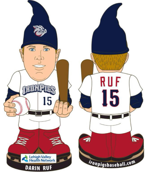 Darin Ruf Garden Gnome - June 19th