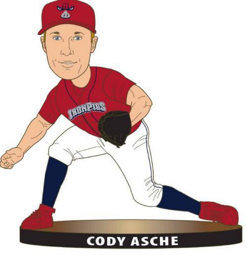 Cody Asche Bobblehead - April 9th