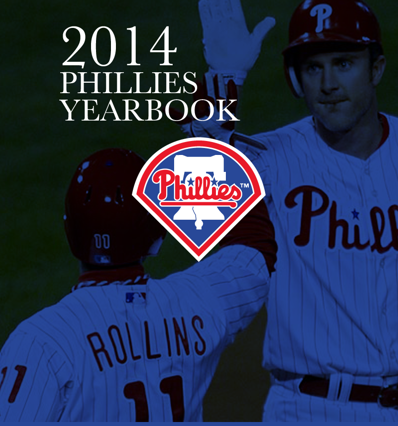 2014 Phillies Yearbook