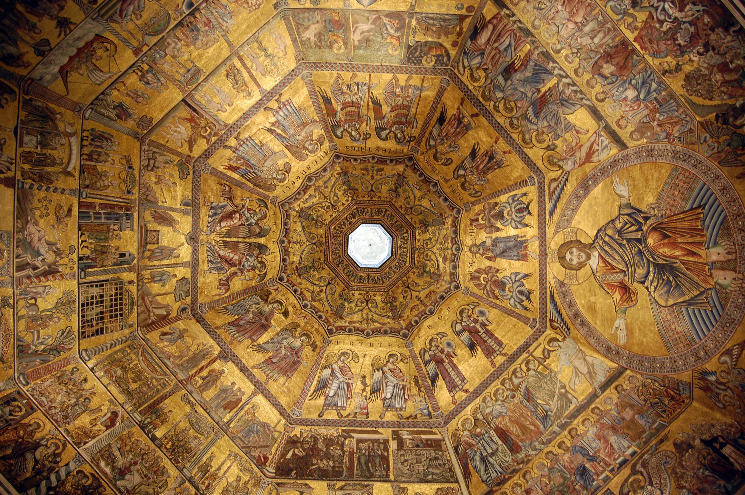 Battistero di San Giovanni, Firenze