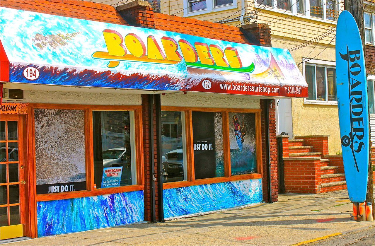 Boarders Surf Shop