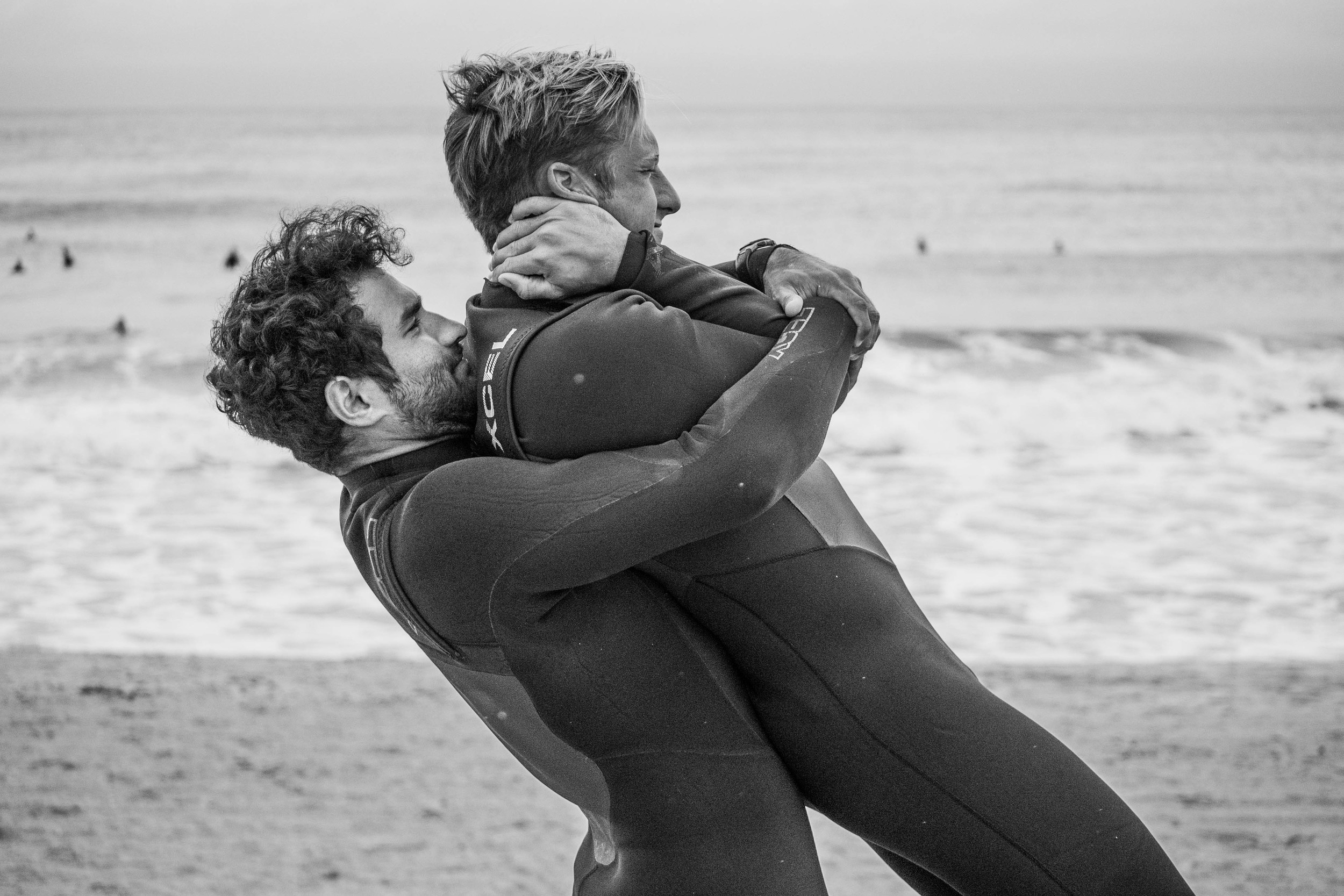 Mike the surf instructor/chiropractor