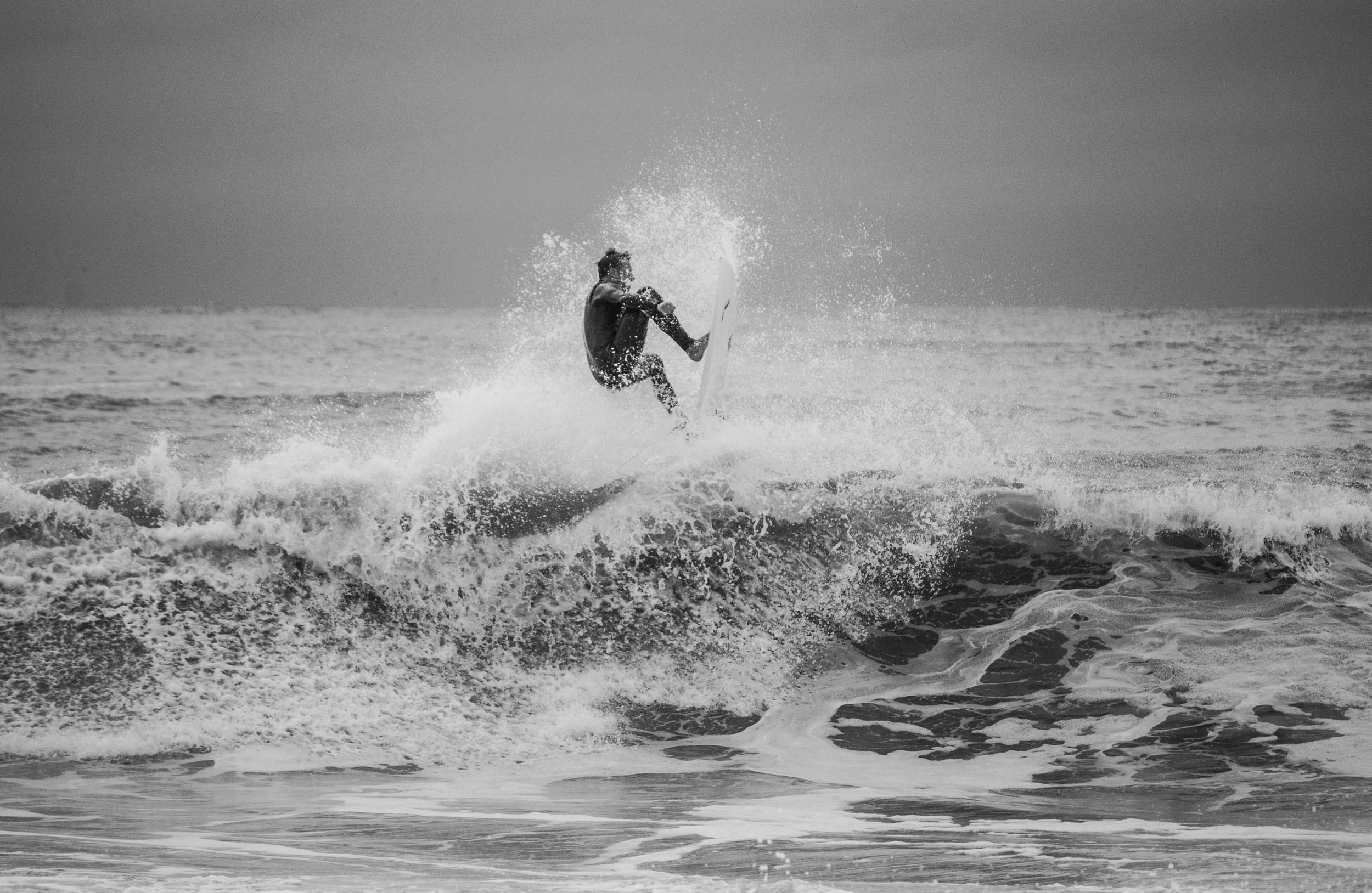 Mike R. (Reino) taking flight