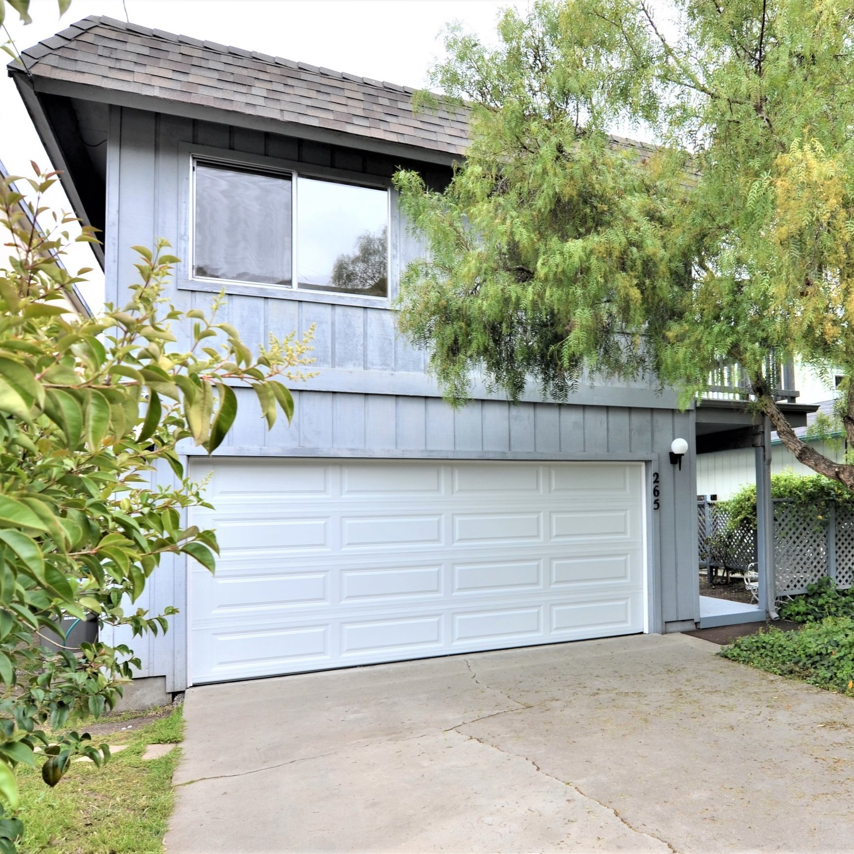 Cayucos home on large creekside lot near the beach -