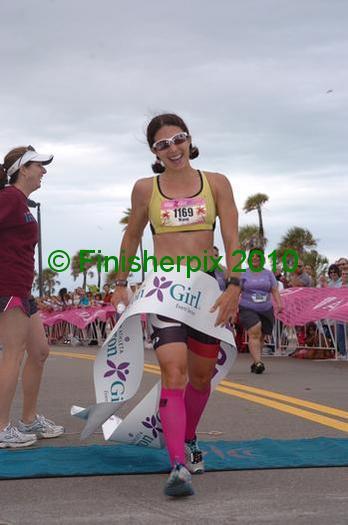 2012 Iron Girl Half Marathon