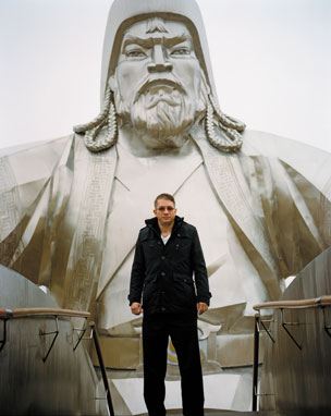 Brett Forest a journalist from New York wrote a series of articles on Mongolia economy politics and culture.