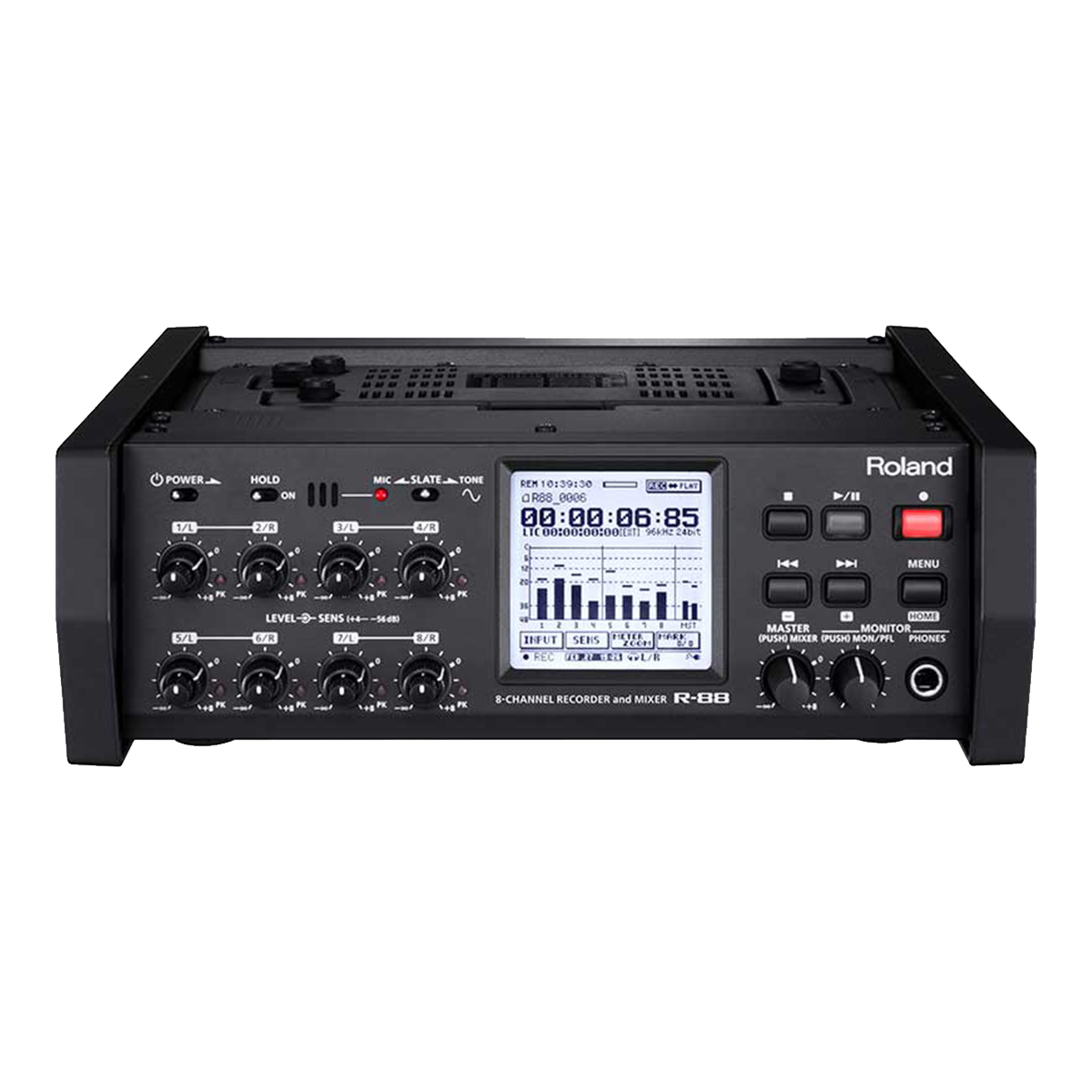 Roland R-88 8 Channel Recorder and Mixer