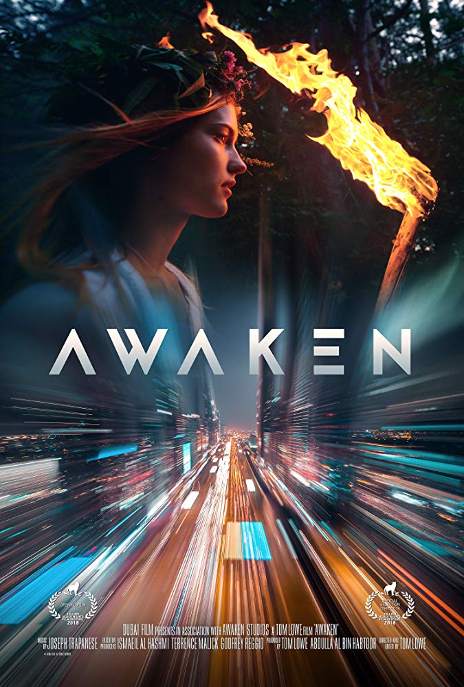 AWAKEN by Tom Lowe - Dubai Film • UAE • 2017