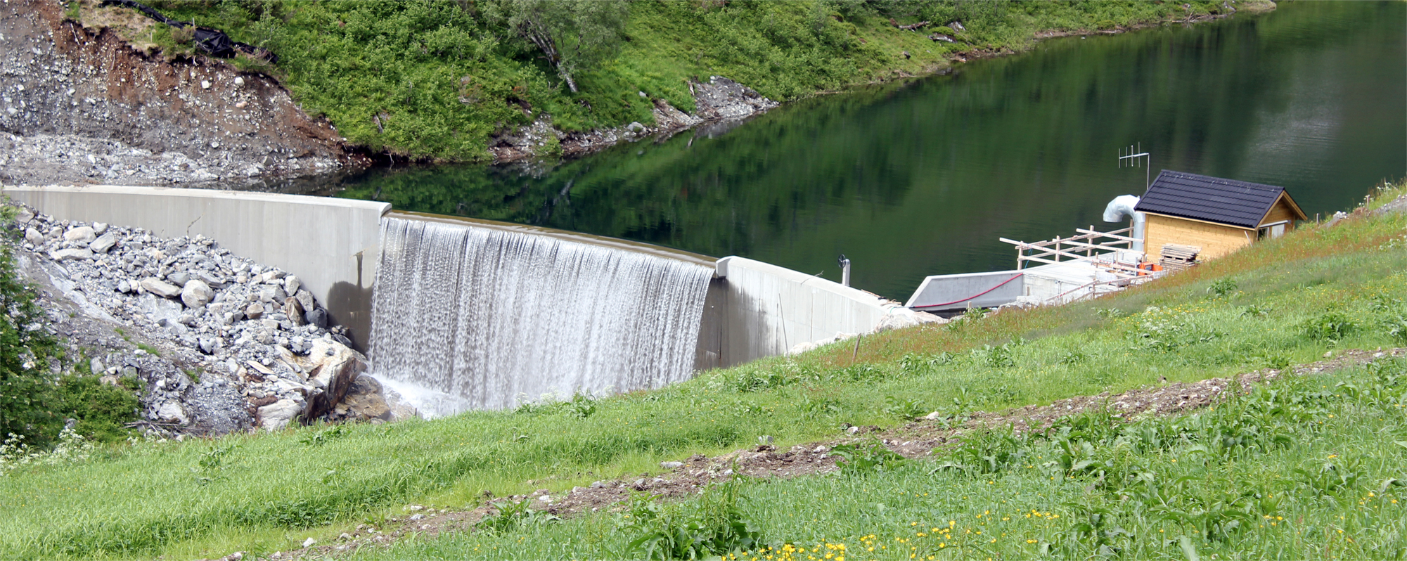 Ringdal Kraftverk   Bystøl utførde detaljprosjekteringa av Ringdal kraftverk i Stranda kommune.   Les meir