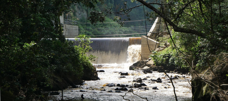 Nkusi Power Station   Bystøl prosjekterte betongkonstruksjonar for vasskraftverk vest i Uganda   Les meir