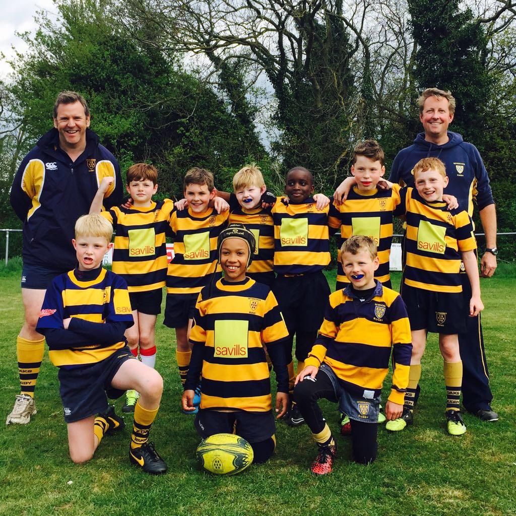 Sevenoaks 2 with Coaches