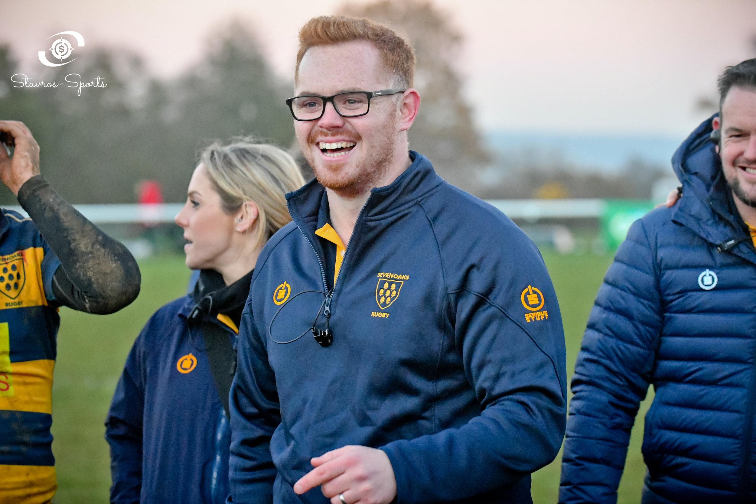 Oaks Head Coach Adam Bowman is a happy man going into 2019. Photo Credit: David Purday