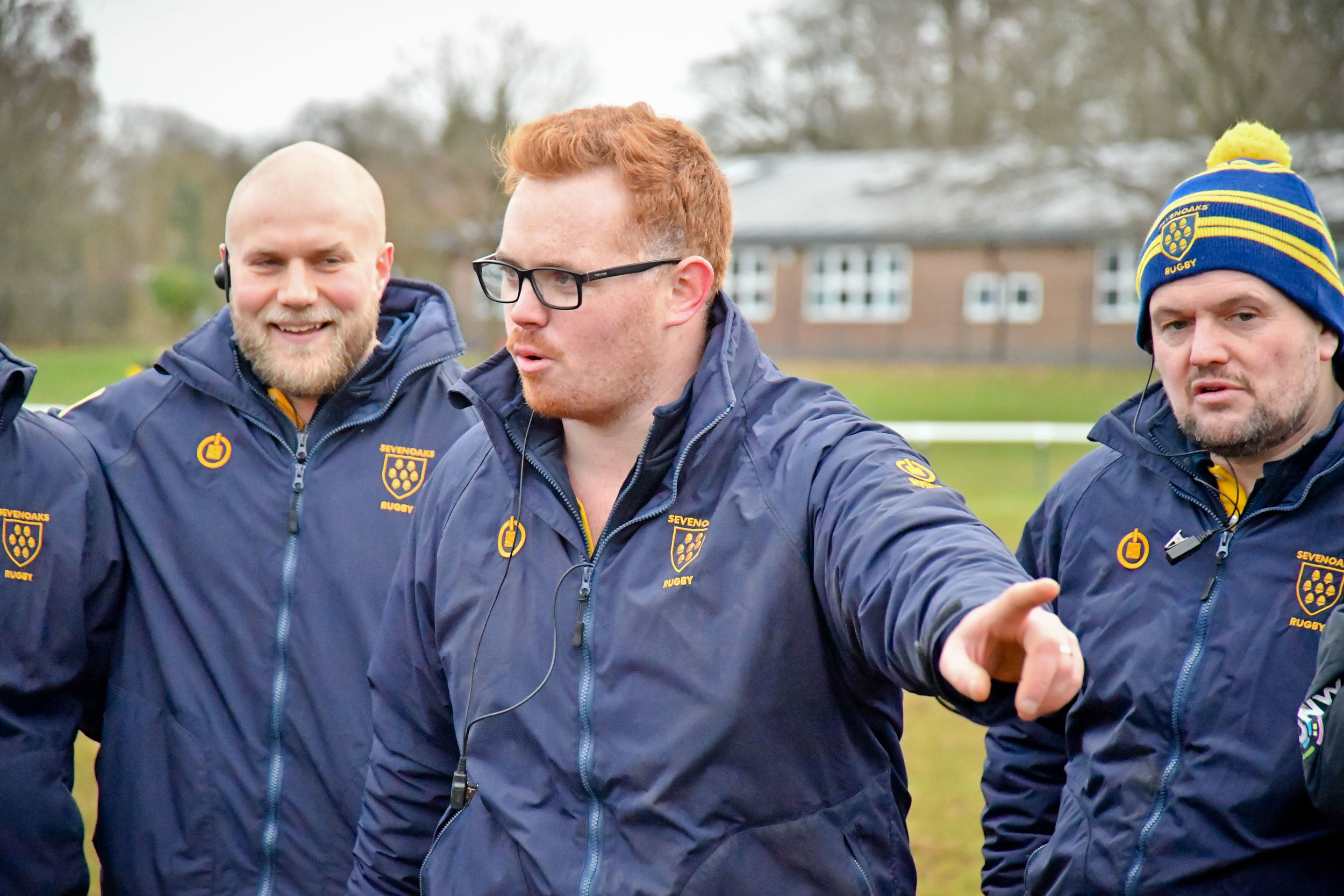 Head Coach Adam Bowman is delighted with the competition for places among his squad. Photo Credit: David Purday