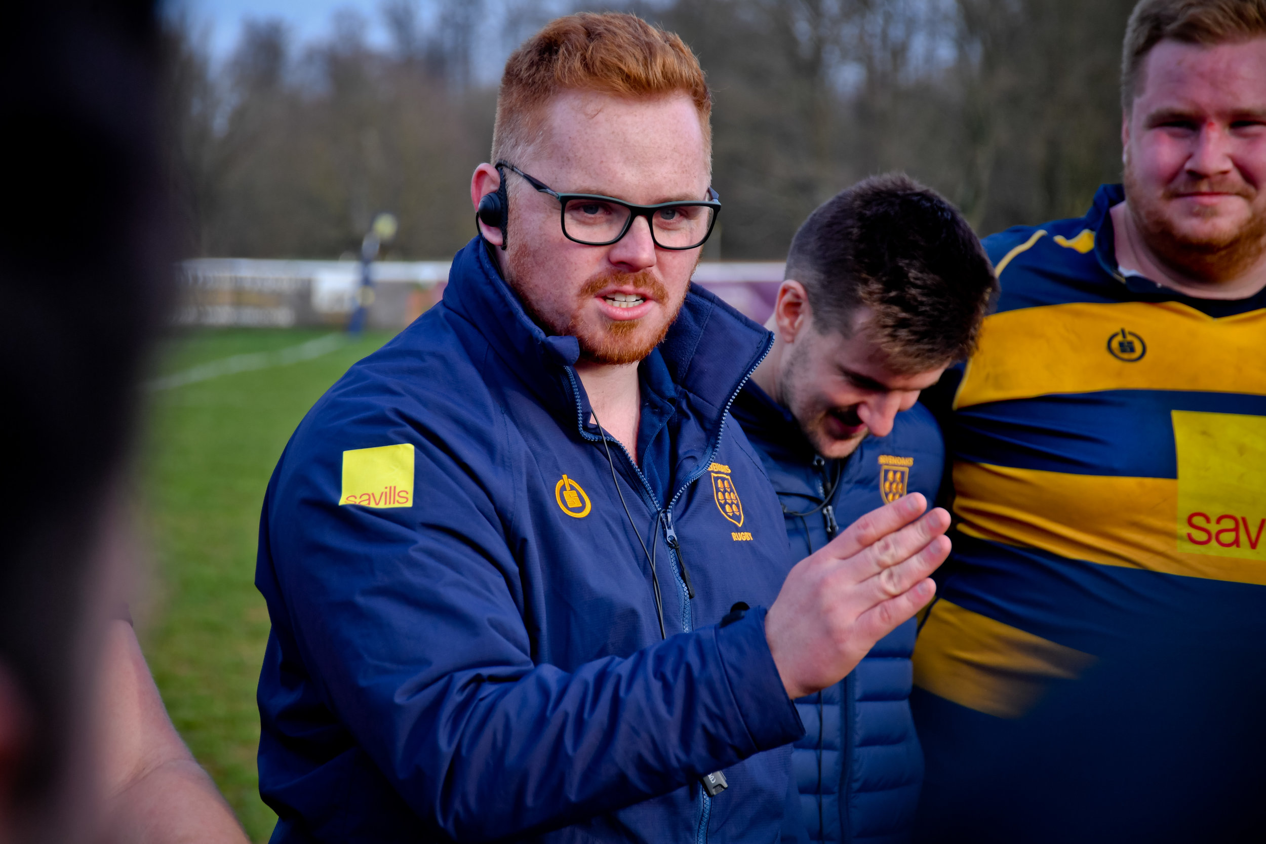 Head Coach Adam Bowman has called for focus ahead of this week's matches. Photo Credit: David Purday