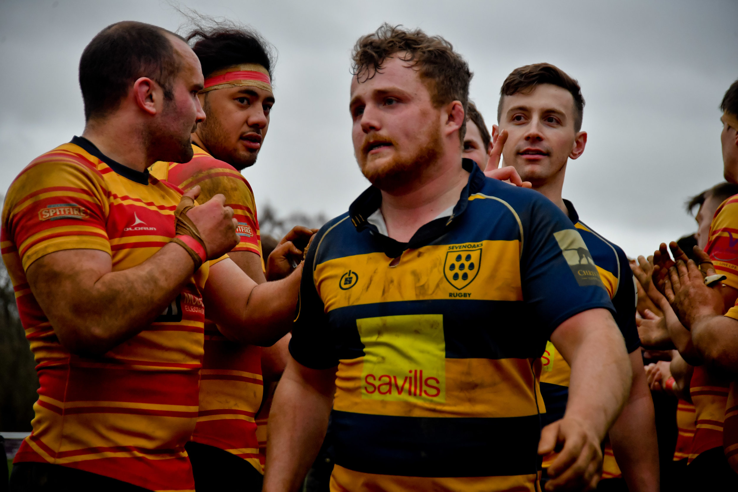 Scotty Sedgwick scored a try on his 100th appearance for Oaks 1st XV.  Photo credit: David Purday