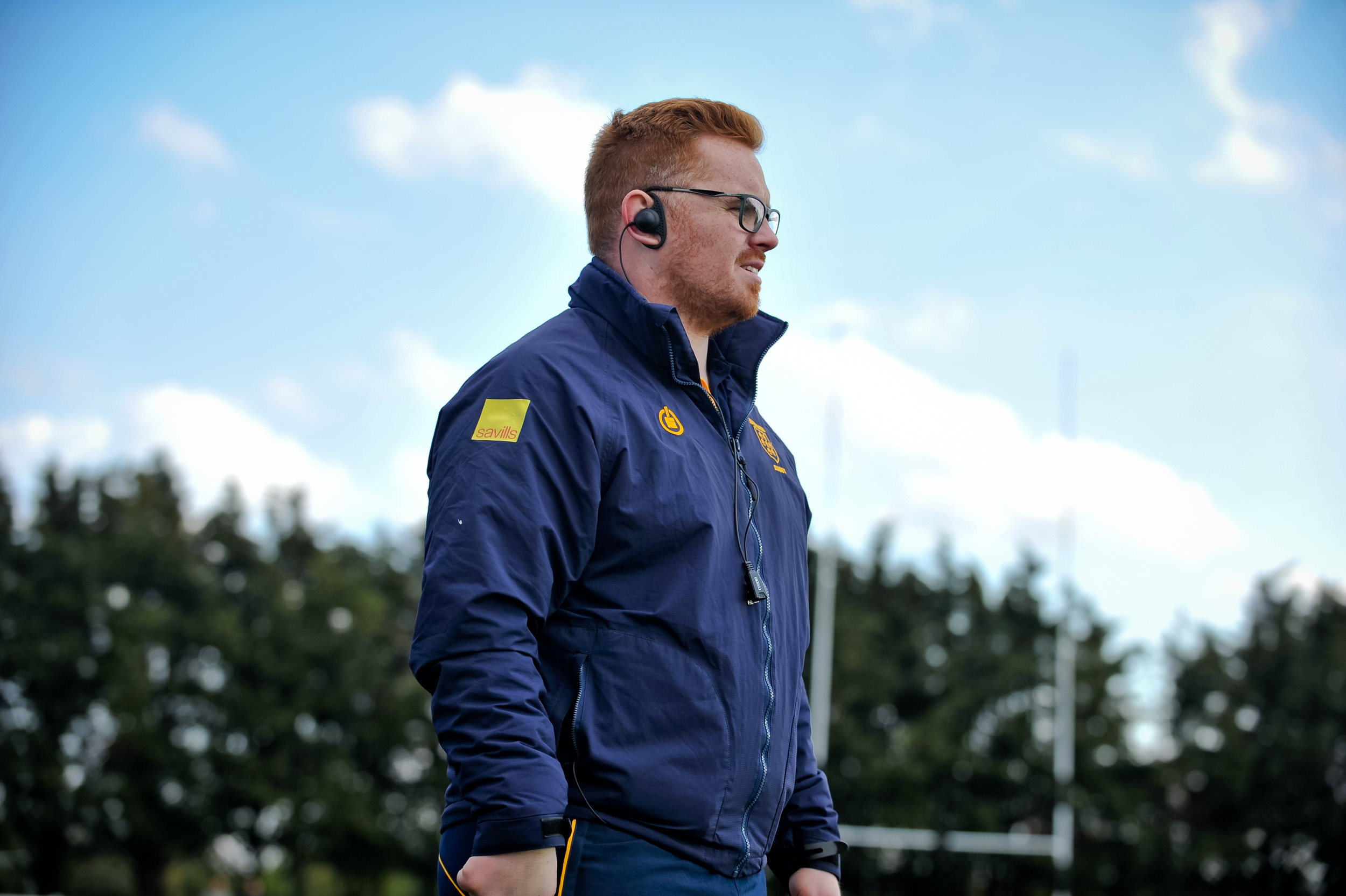 Head Coach Adam Bowman can't wait to get going on Saturday. Photo Credit: David Purday