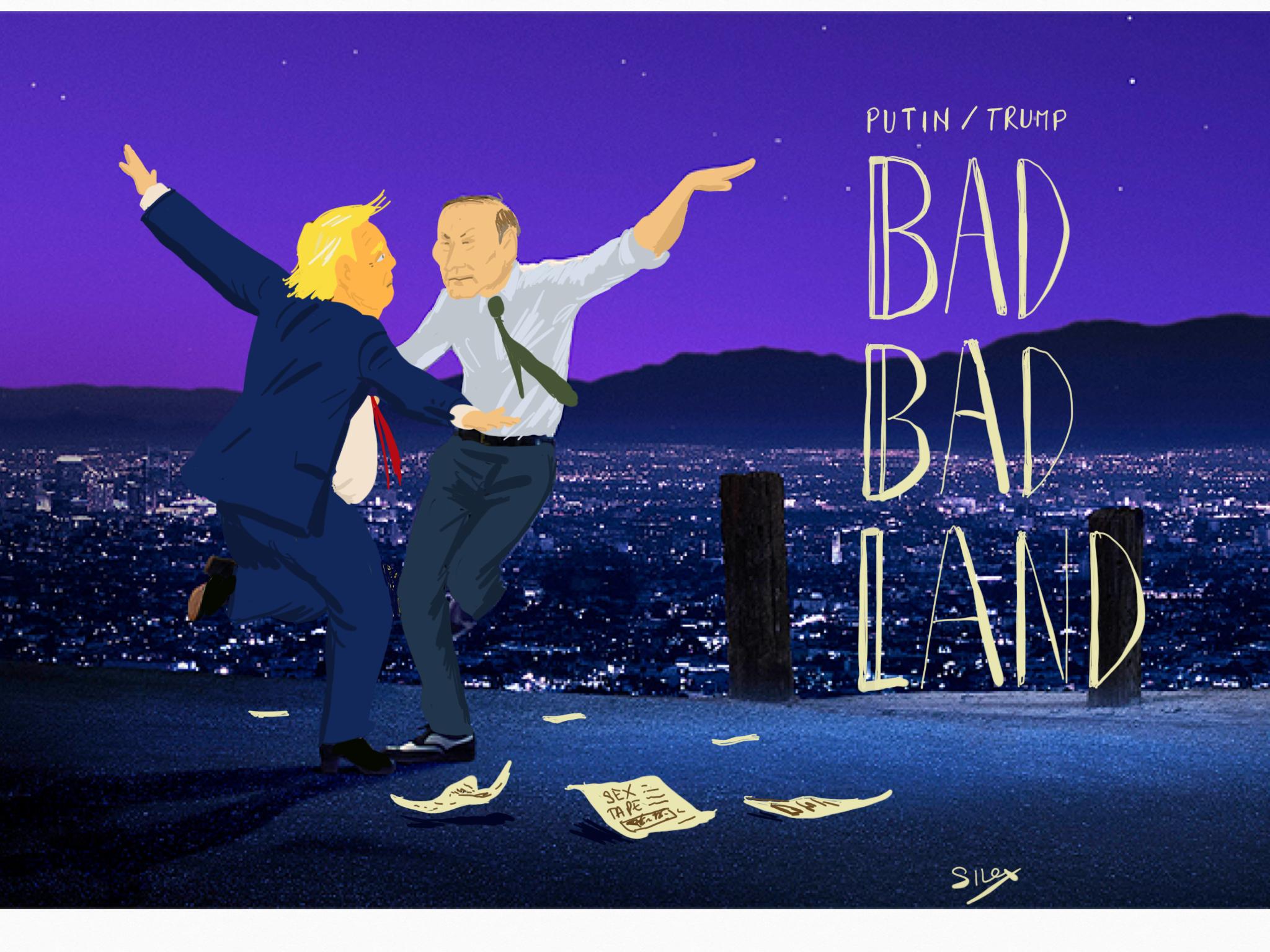 BAD BAD LAND