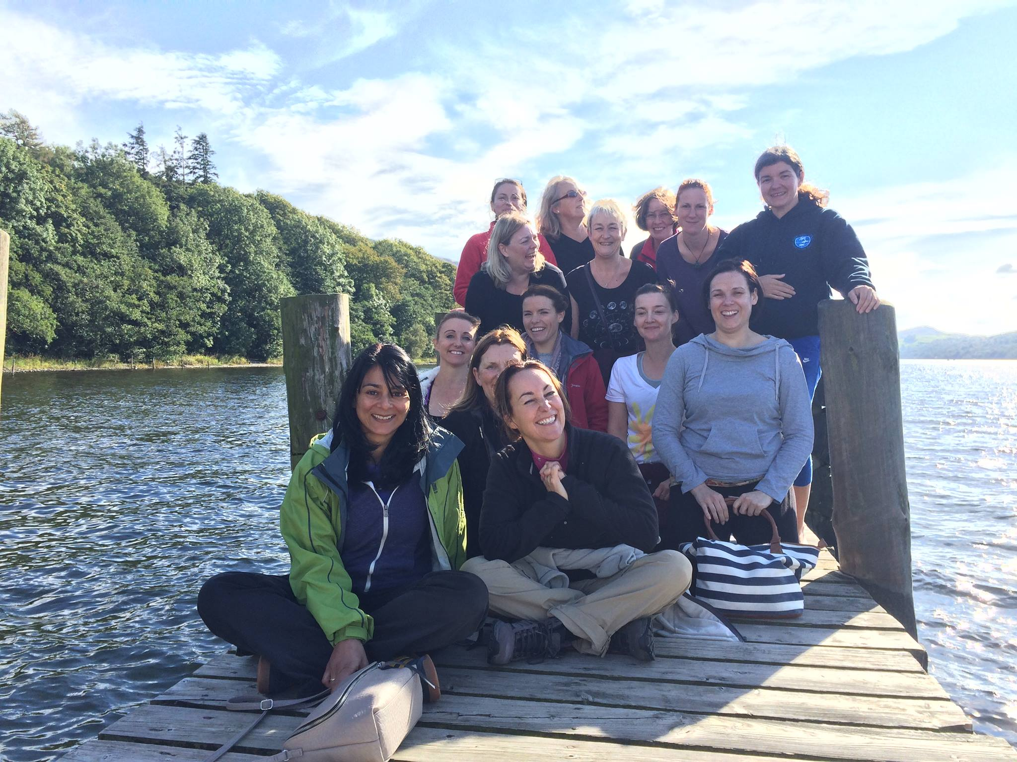 Coniston Weekend 2015