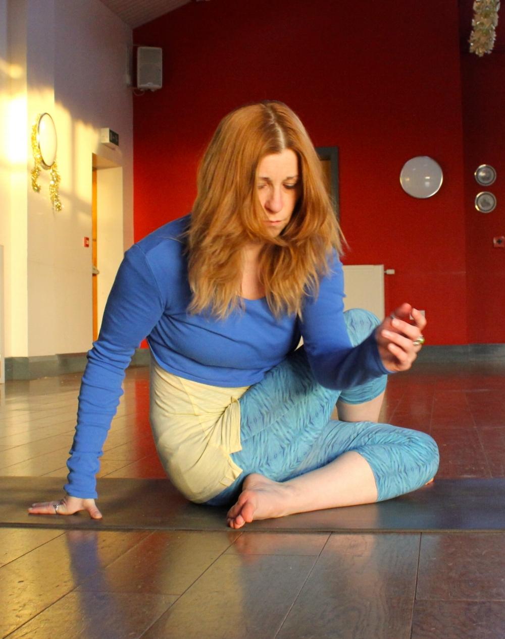 Debbie Farrar: Course Director, IYN Yoga Elder