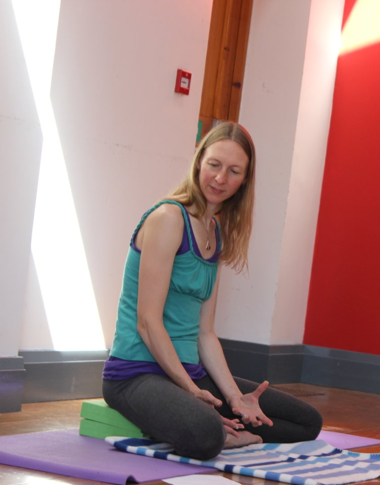 su crossland - graduate yoga teacher