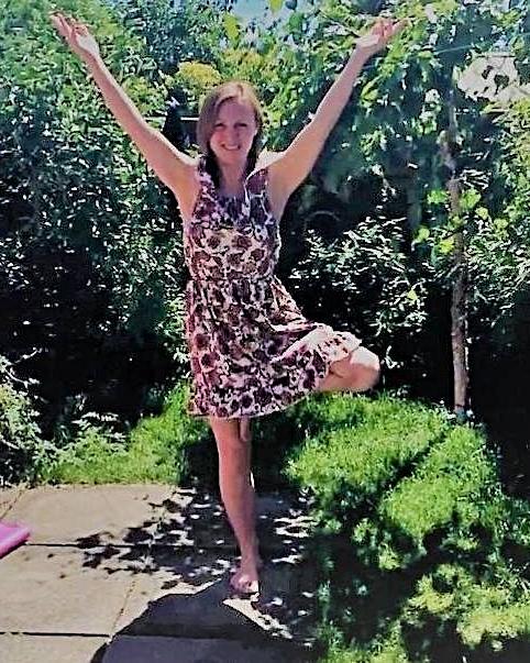 debbie sutton - graduate yoga teacher