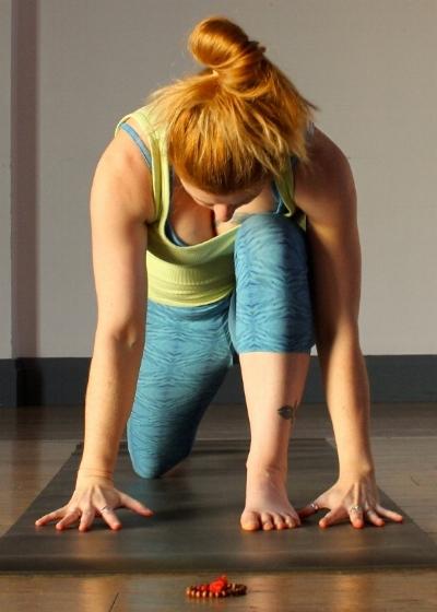 Feel Now Yoga Elder, Debbie Farrar