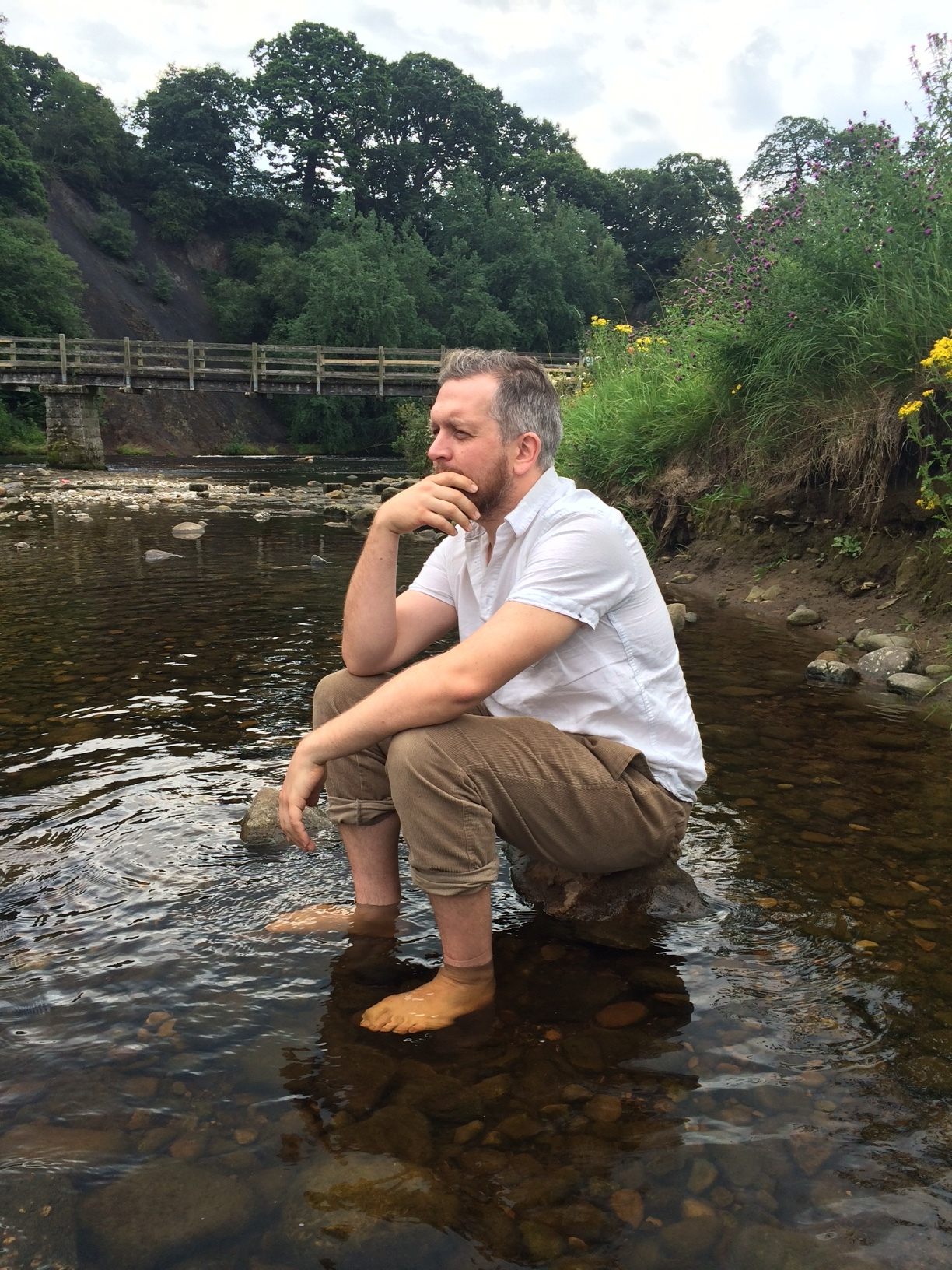 Yoga: Engaging the Process with Ross -01 February 2020  1-4 pm Whittle-le-Woods  £19 -