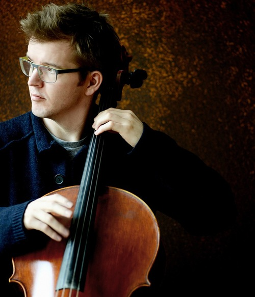 Peter Gregson   Cellist & Composer   The Instagram of music   RISING MINDS   Free talks exploring the intersection of technology, business and culture.