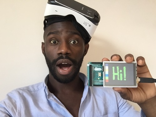 Leslie Owusu-Appiah | (blank.works) | Does It Feel That The Technology You Own, Ends Up Owning You? | RISING MINDS | Free talks exploring the intersection of technology, business and culture.