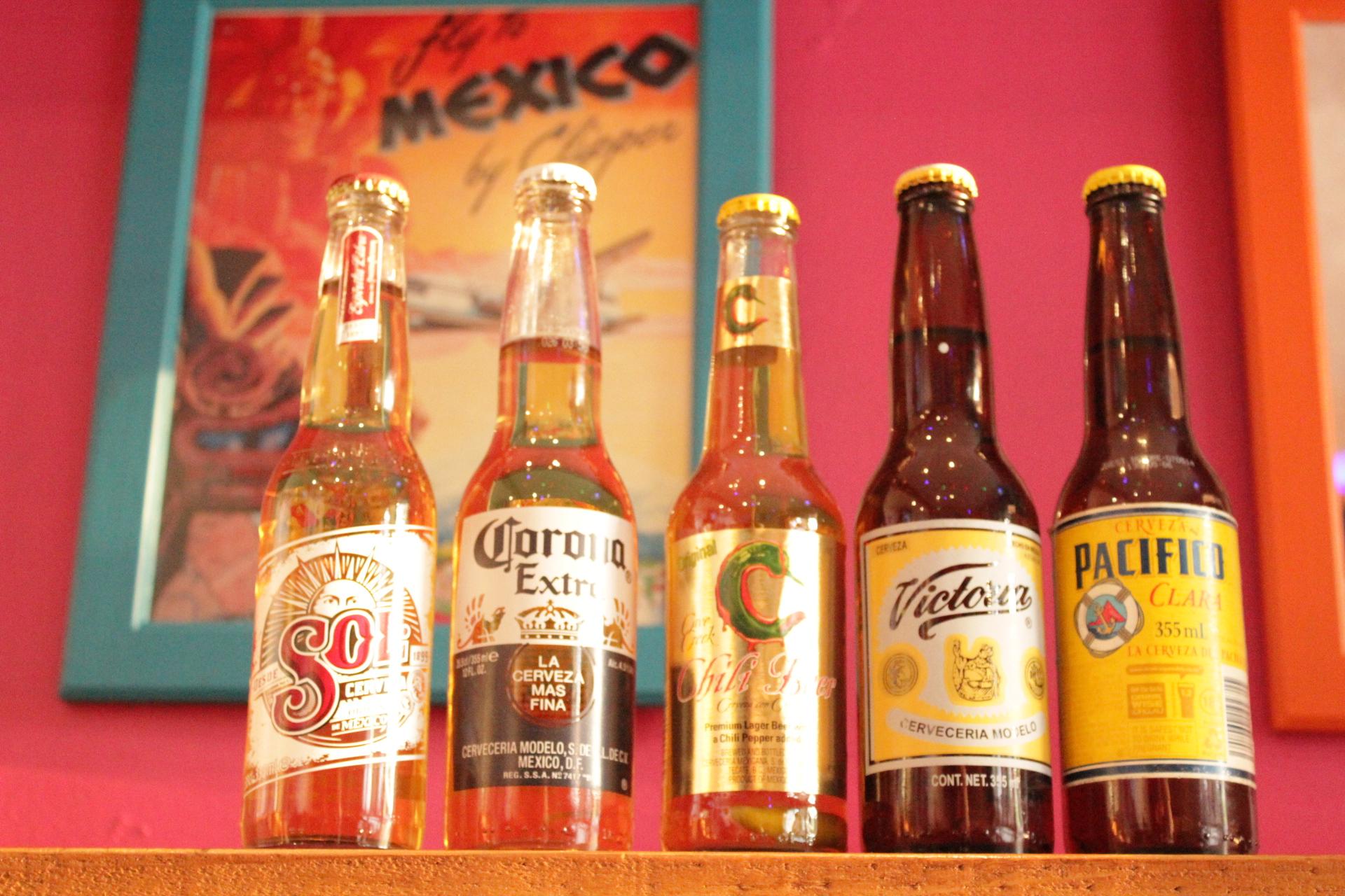 Cervezas Mexicanas.JPG