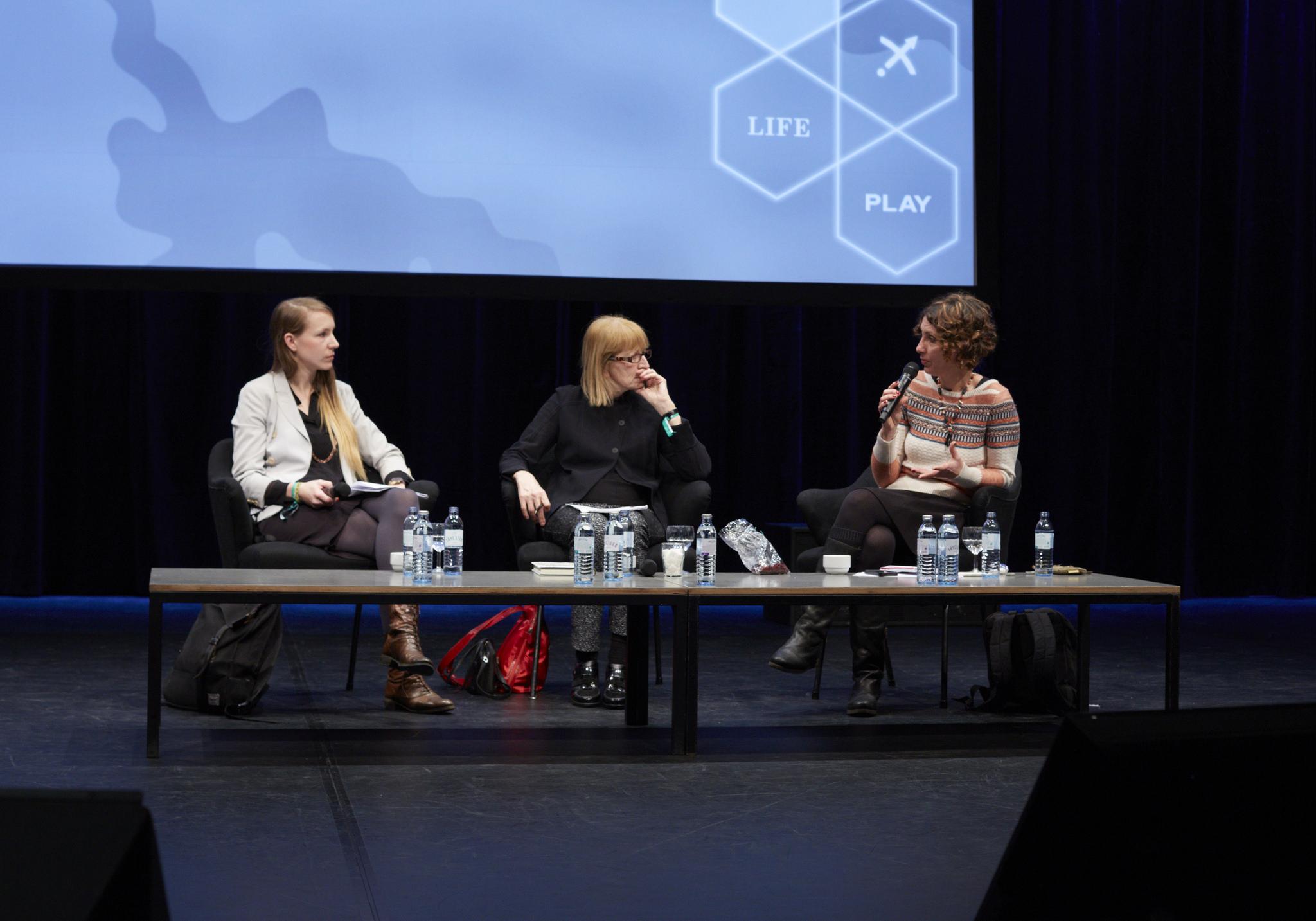 The work Keynote Panel