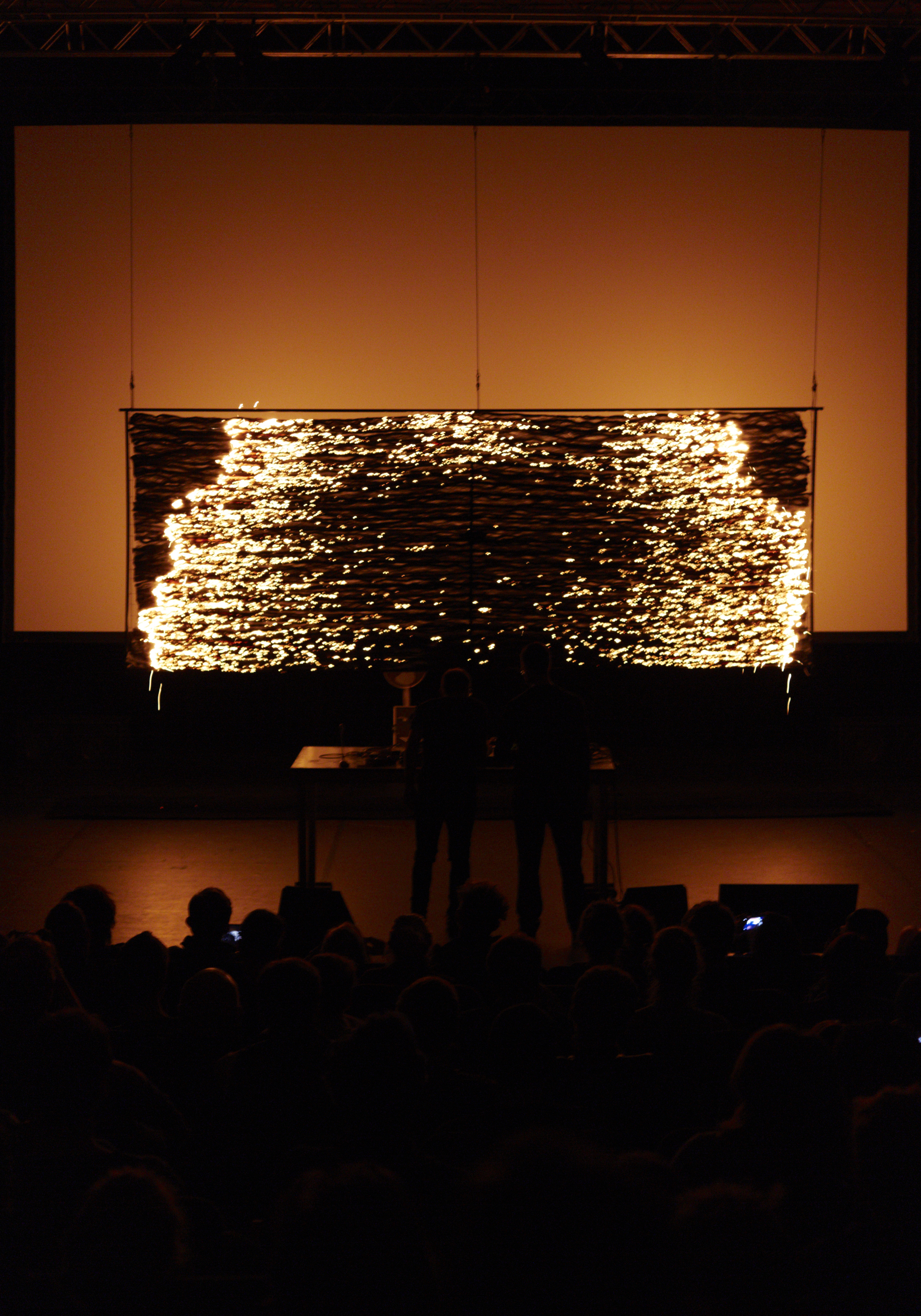 Black Smoking Mirror by Jan-Gert Prins and Martijn van Boven