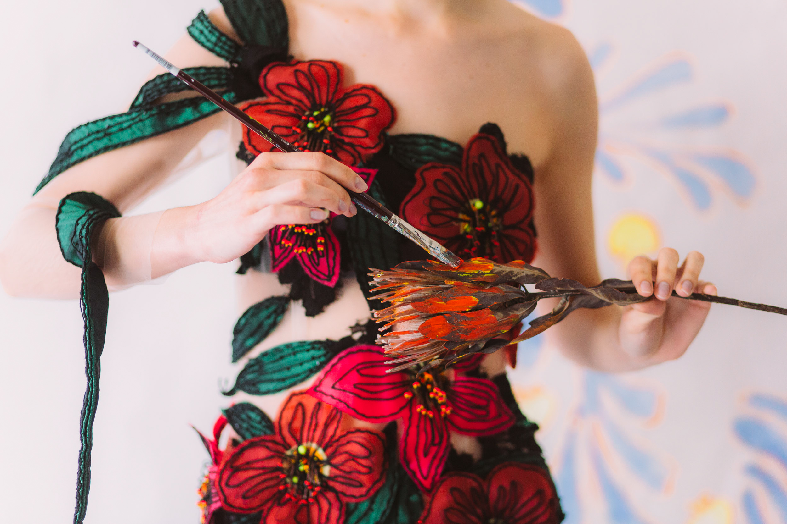Styled shoot- The Artist